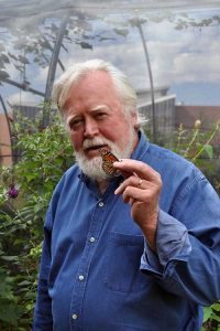 International Butterfly Breeders Association Dr. Chip Taylor
