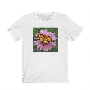 IBBA Logo Shirt with Large Monarch