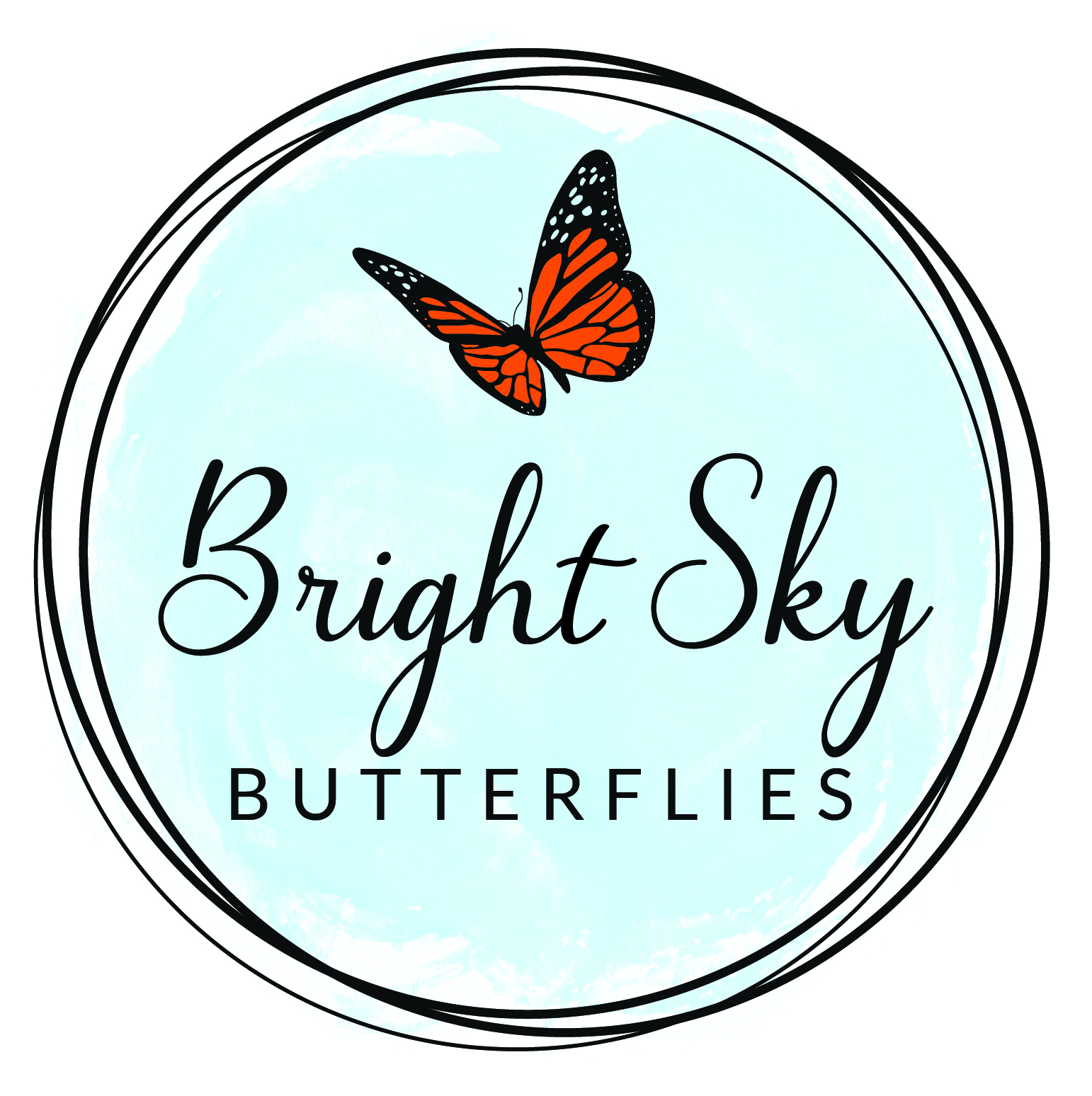 Bright Sky Butterflies
