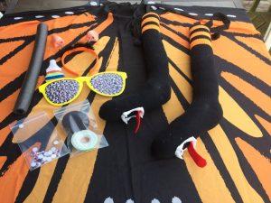 International Butterfly Breeders Association Rick Mikula Costume Auction