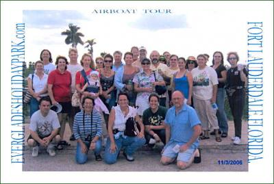 cm 2006Convention AirboatTour