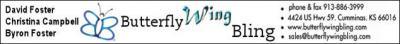 sponsor ButterflyWingBling
